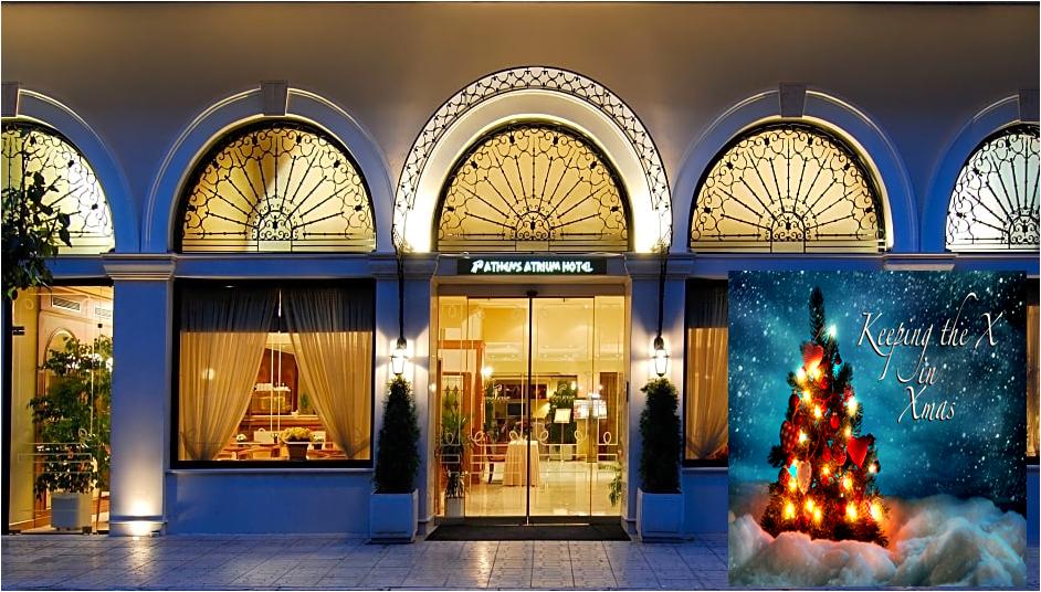 ΡΕΒΕΓΙΟΝ 24/12/18 – ATHENS ATRIUM HOTEL